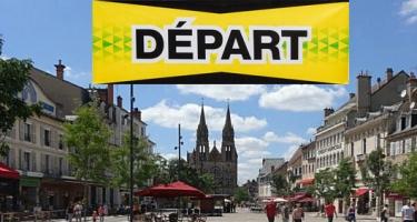 DEPART DE MOULINS